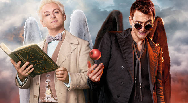 More Than 20,000 Petition Force Netflix Falsely to Cancel Amazon's Good Omens