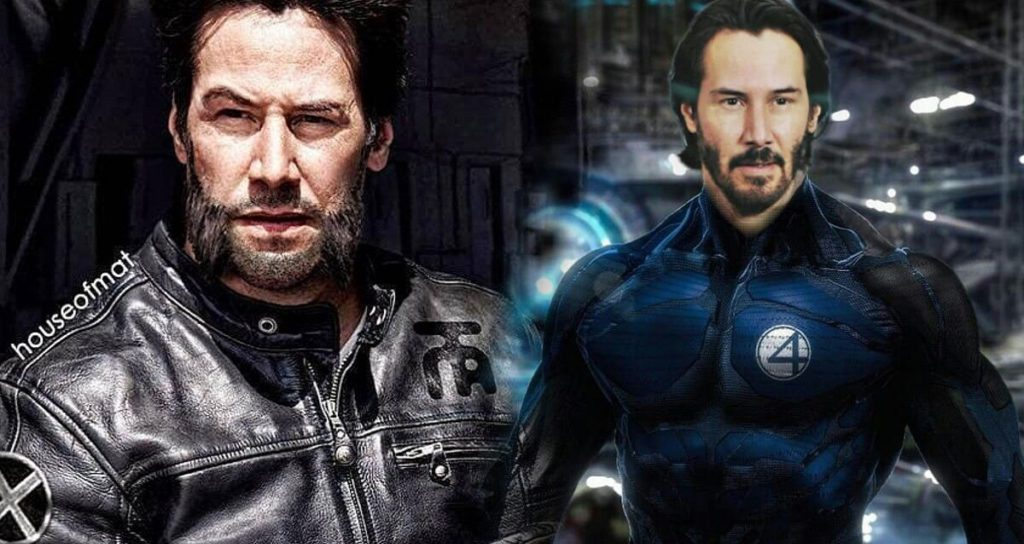 """Does Marvel Studios President Want Keanu Reeves to be next """"Wolverine""""?"""
