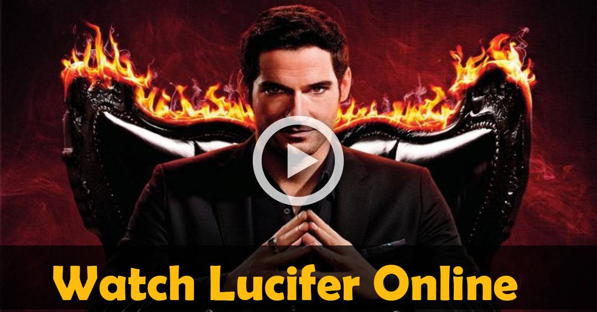 Watch Lucifer Online – Stream Full Episodes of All Seasons