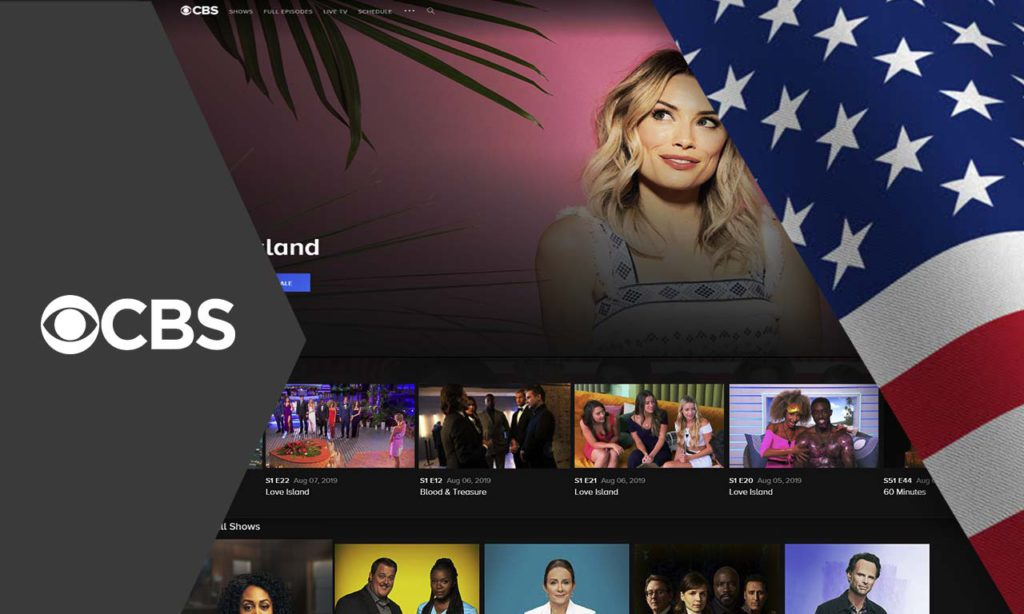 How to Watch CBS Outside US | Stream CBS All Access Live