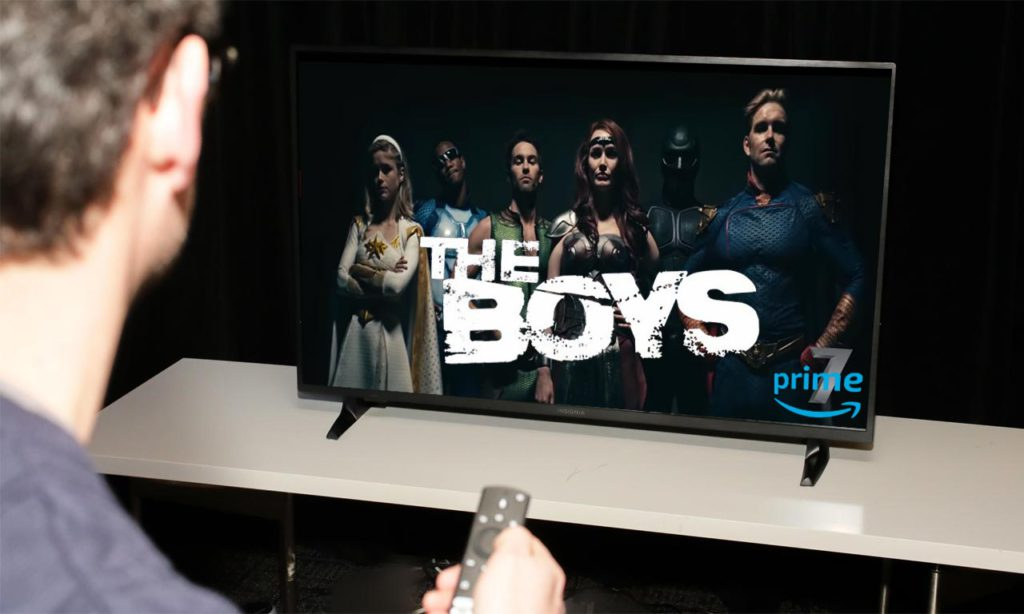How to Watch THE BOYS on Amazon Prime Anywhere