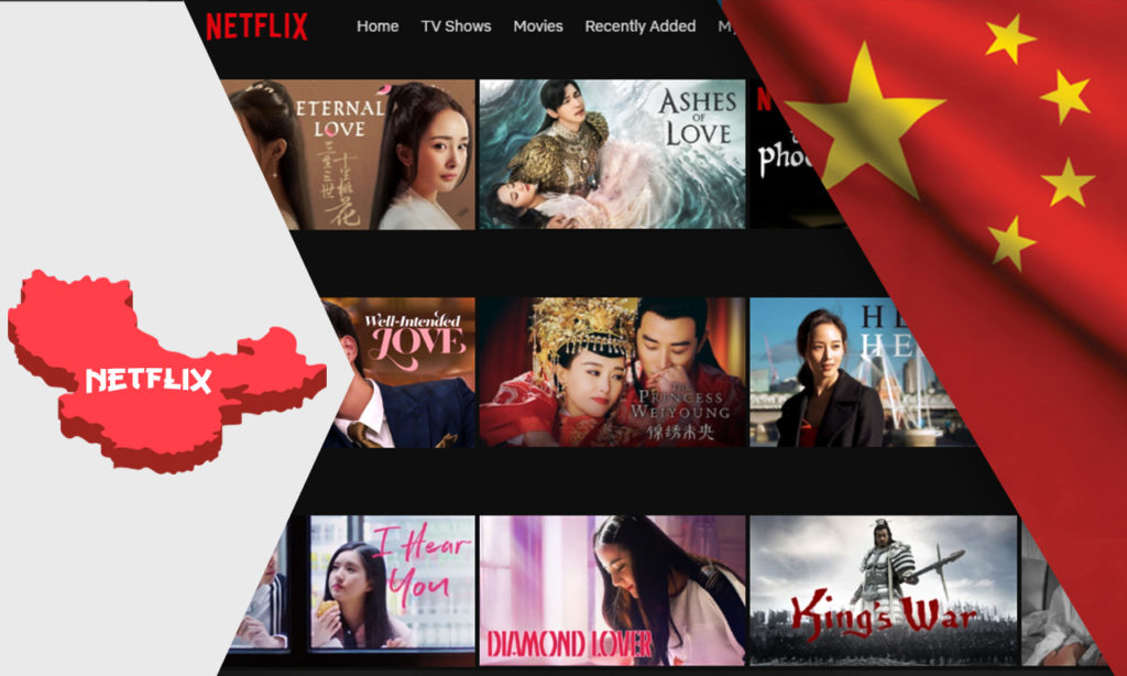 How to Watch Netflix in China 2019