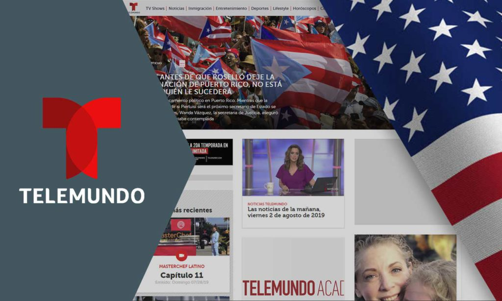 How to Watch Telemundo Live Online outside USA