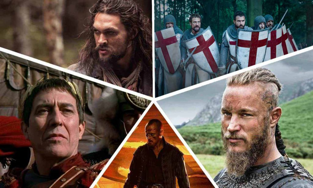 25 Enthralling Shows like Game of Thrones