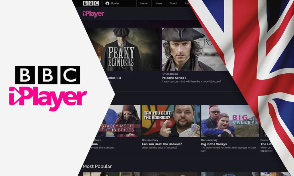 How to Watch BBC iPlayer in USA with a VPN