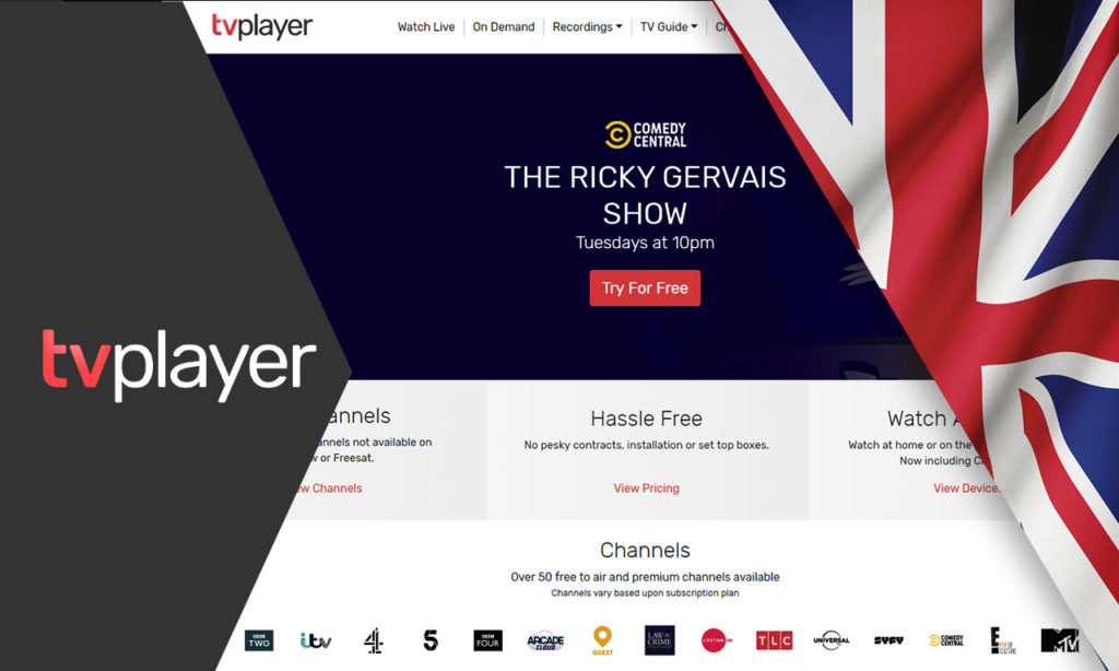 How to Watch TV Player Outside UK Anywhere Abroad