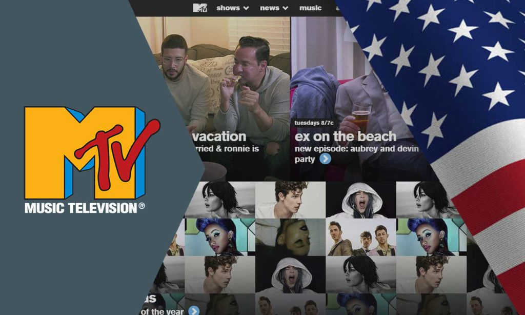 How to Watch MTV USA Live Stream   Anywhere Online