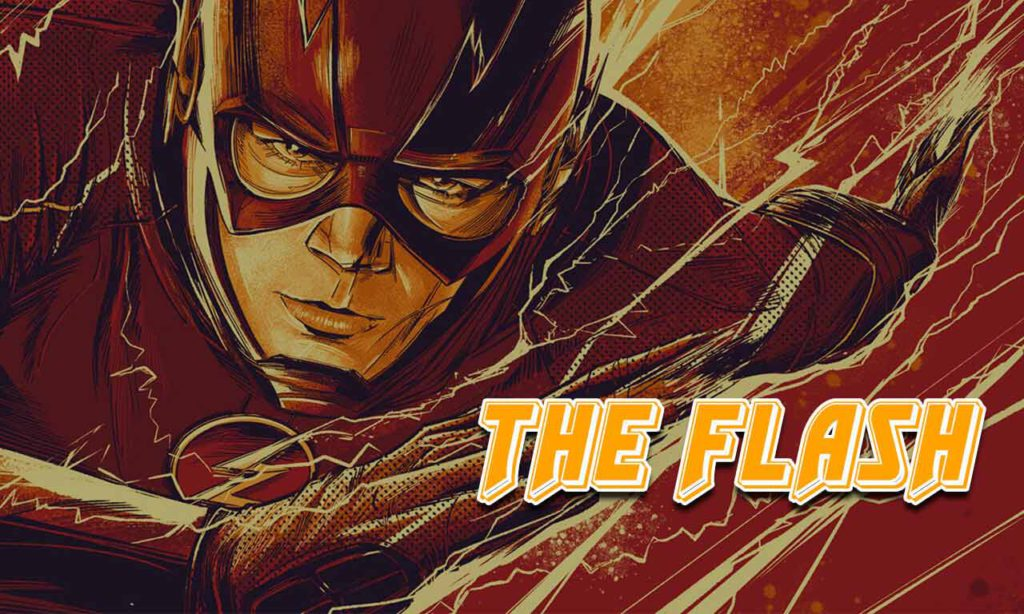 How to watch the Flash Season 6 Online Outside US
