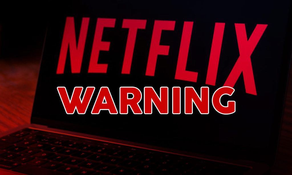Urgent Warning! Netflix Phishing Scams