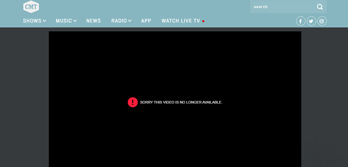 cmt not working