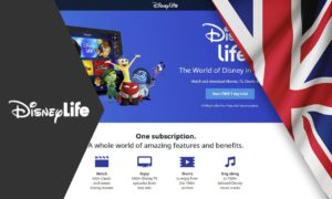 How to Watch DisneyLife Outside UK