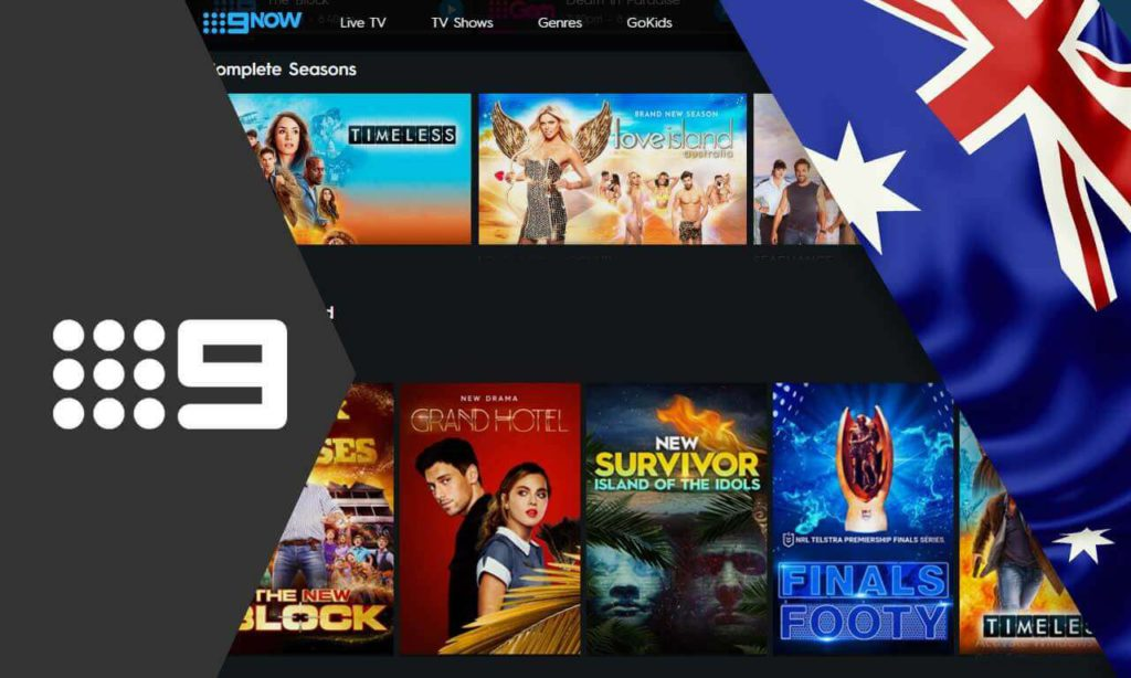 How to watch channel 9 Australia Live online: 9Now Overseas in 2020