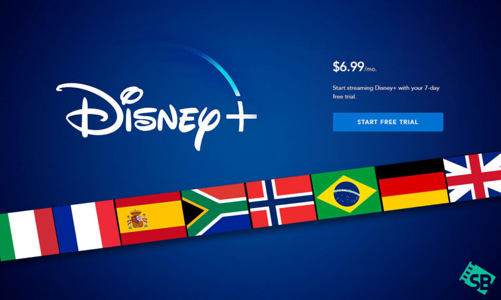 How to Get & Watch Disney Plus Online: Sign-Up from Any Country