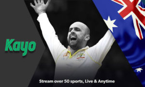 Watch Kayo Sports Outside Australia – Stream all Sports Online