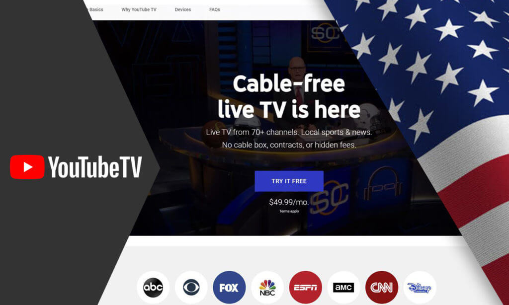 How to Watch YouTube TV Outside US working in 2020