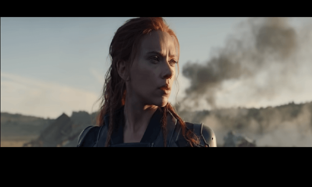 Black Widow- Official Trailer Out Now!