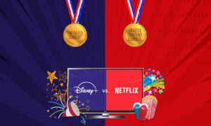 Disney Plus vs Netflix: Top Rated Content VS Gigantic Content Library