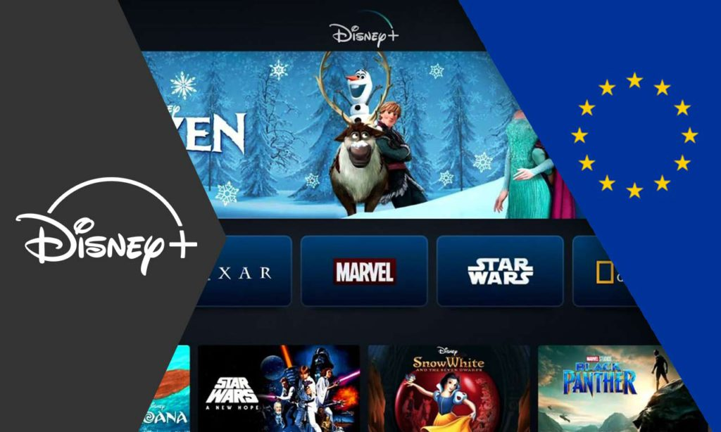 How to Watch Disney Plus in Europe