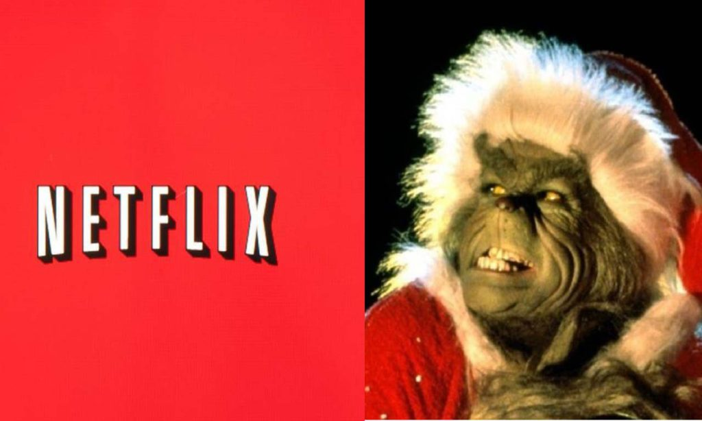 Netflix ruins the Christmas Mood- The Grinch Removed