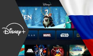 How to Watch Disney Plus in Russia