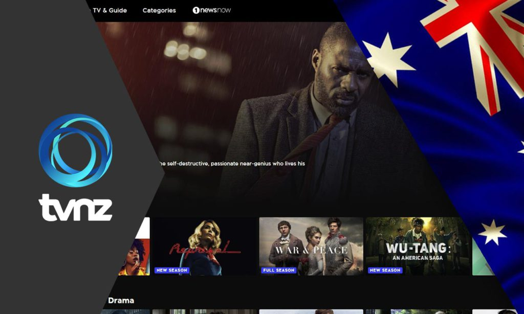 How To Watch TVNZ Outside New Zealand