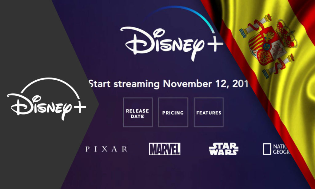 How to Watch Disney Plus in Spain with US IP