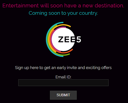 How to watch ZEE5 in the US