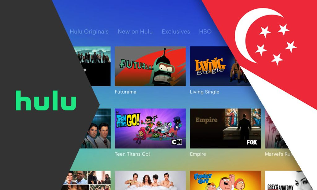 How to Watch Hulu in Singapore in 2020